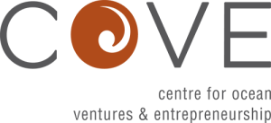 Centre for Ocean Ventures and Entrepreneurship (COVE) Logo