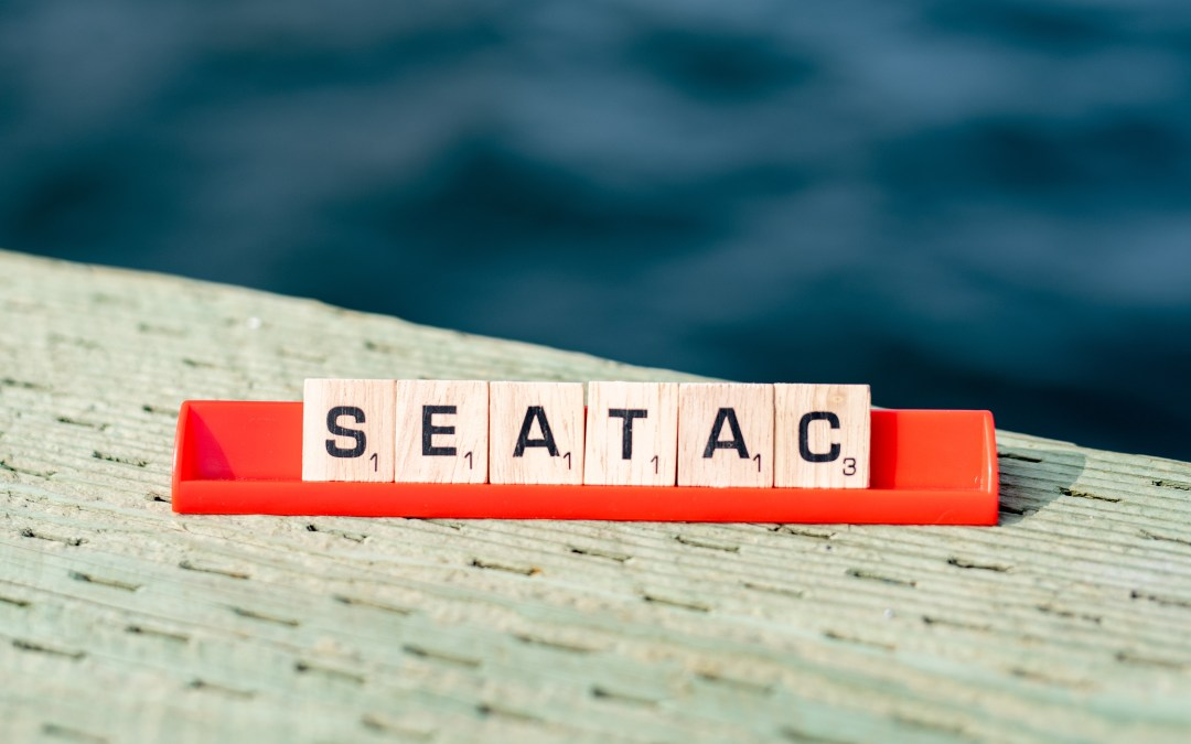 Let's talk about the 'TAC' in SEATAC